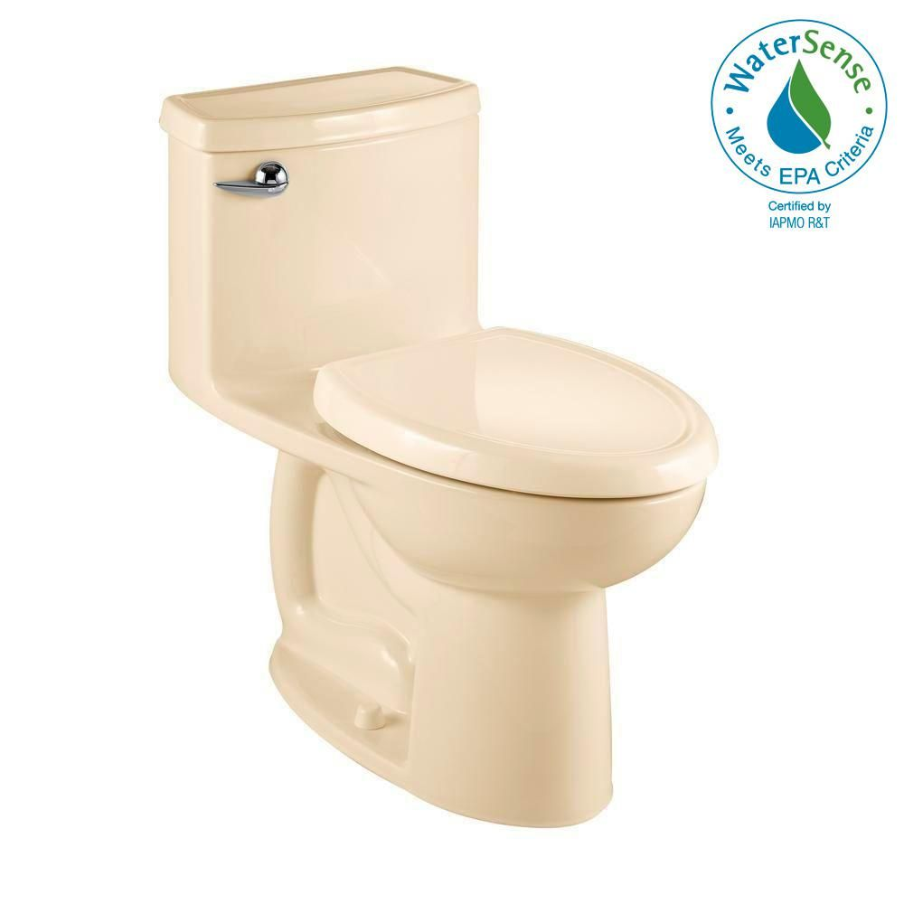 American Standard Compact Cadet 3 Flowise Tall Height 1 Piece 1 28