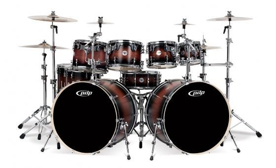 Bass Pdp Platinum About As Close To DW You Can Go Without Getting An Actual Drum SetsDrumsDouble