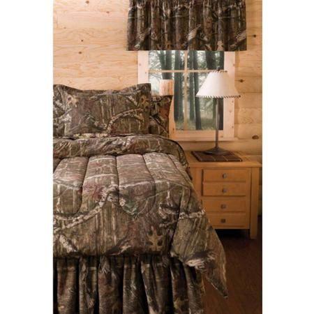 Mossy Oak 3 Piece Infinity Camouflage Comforter Set Queen Walmart Com Comforter Sets Bed Comforters King Comforter Sets