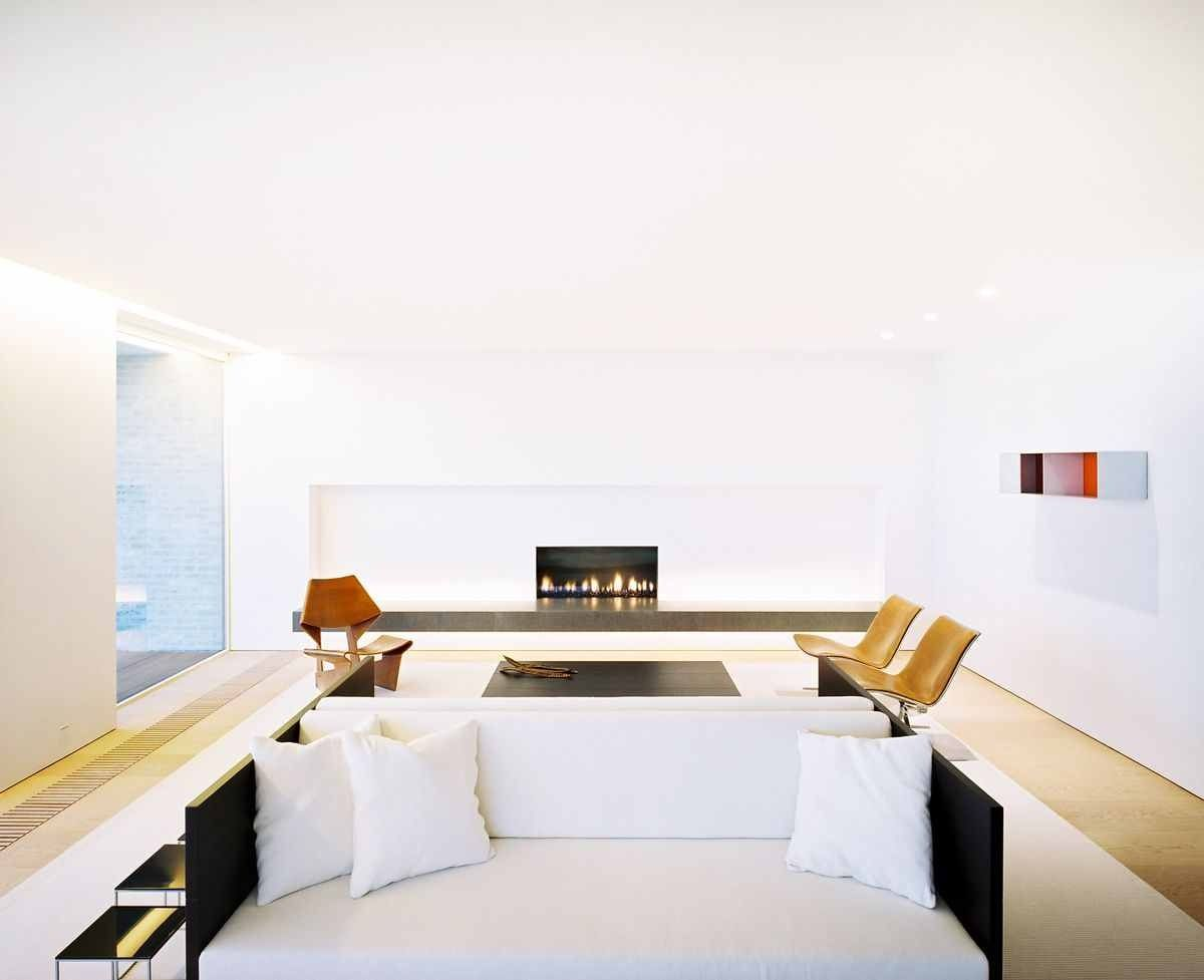 Extreme minimalism by john pauson favorite places for Extreme minimalist living