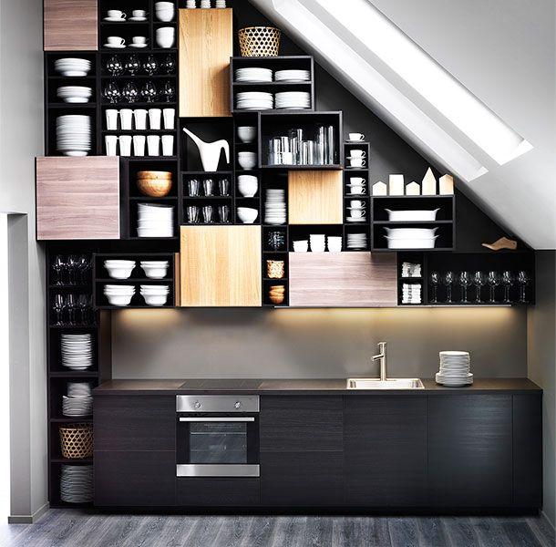 Ikea Kitchen Tingsryd: Unsere METOD Küche Mit TINGSRYD Fronten Passt Sich Ganz