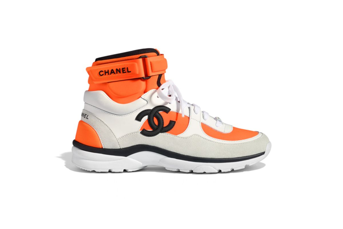 646a236c0a1b Chanel Trainer SS18  Release Date