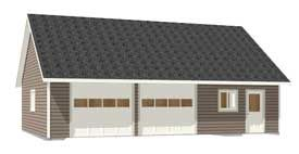 Garage shop plans suv 38 39 x 26 39 garage shop plan 988 for 26 x 36 garage