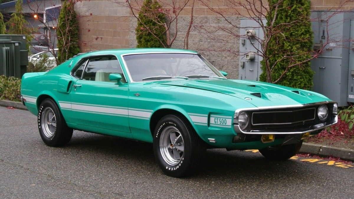 1970 Thru 1973 Mustang Fastback For Sale