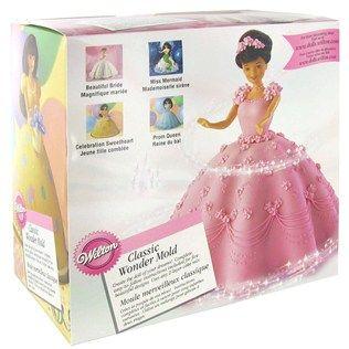 Creates An Elegant 3 D Shape For Decorating Fabulous Doll