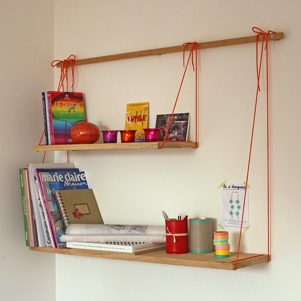 etagere suspendue blog supercocotte tag res. Black Bedroom Furniture Sets. Home Design Ideas
