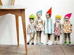 Drei Bilder drei Ideen fürs Kinderzimmer, die (nicht