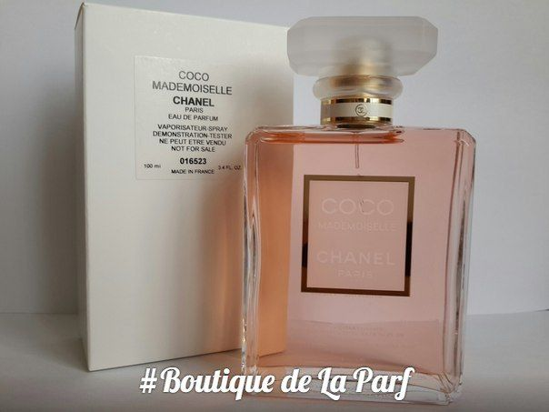 chanel coco mademoiselle edp 100ml tester chanel pinterest. Black Bedroom Furniture Sets. Home Design Ideas