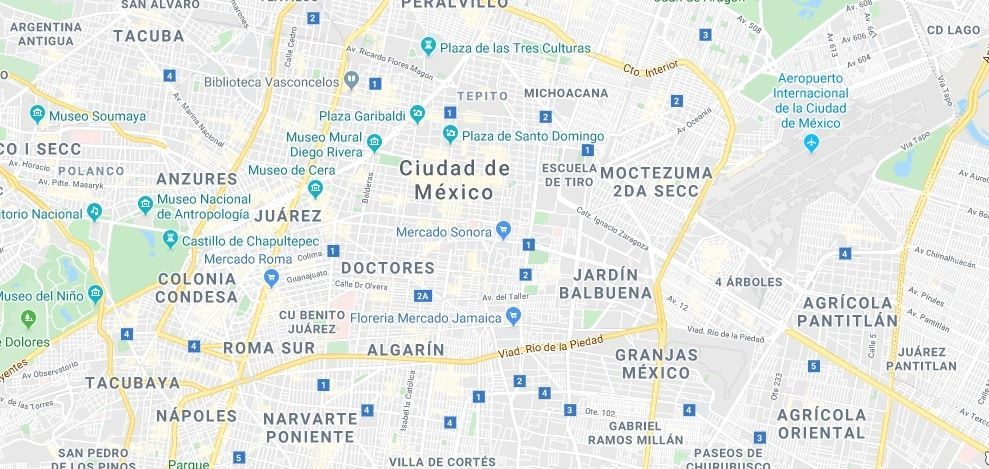 Where To Stay In Mexio City Learn From Locals Off The Beaten Path In 2020 City Mexico City Visit Mexico