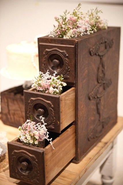 Singer drawer towers | herhandpickedharvest.com.au