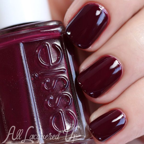essie Fall 2015 Leggy Legend Swatches & Review