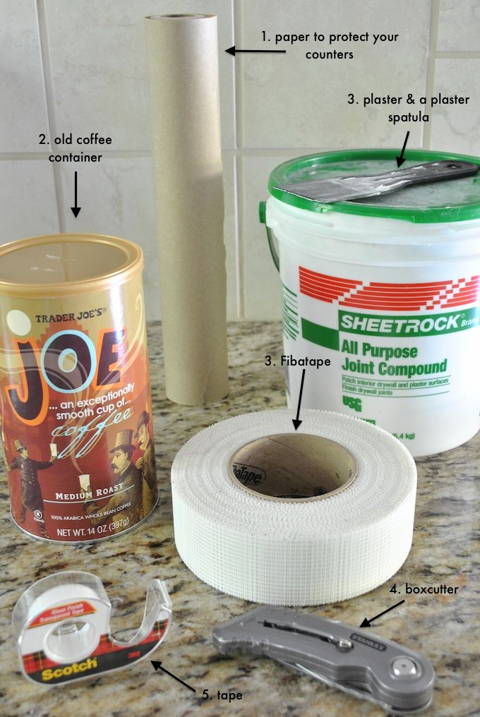 Fake Cake Supplies1 How To Make A