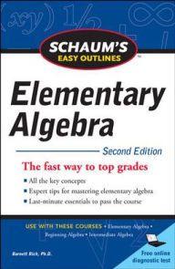 Elementary Algebra / Edition 2 by Barnett Rich Download