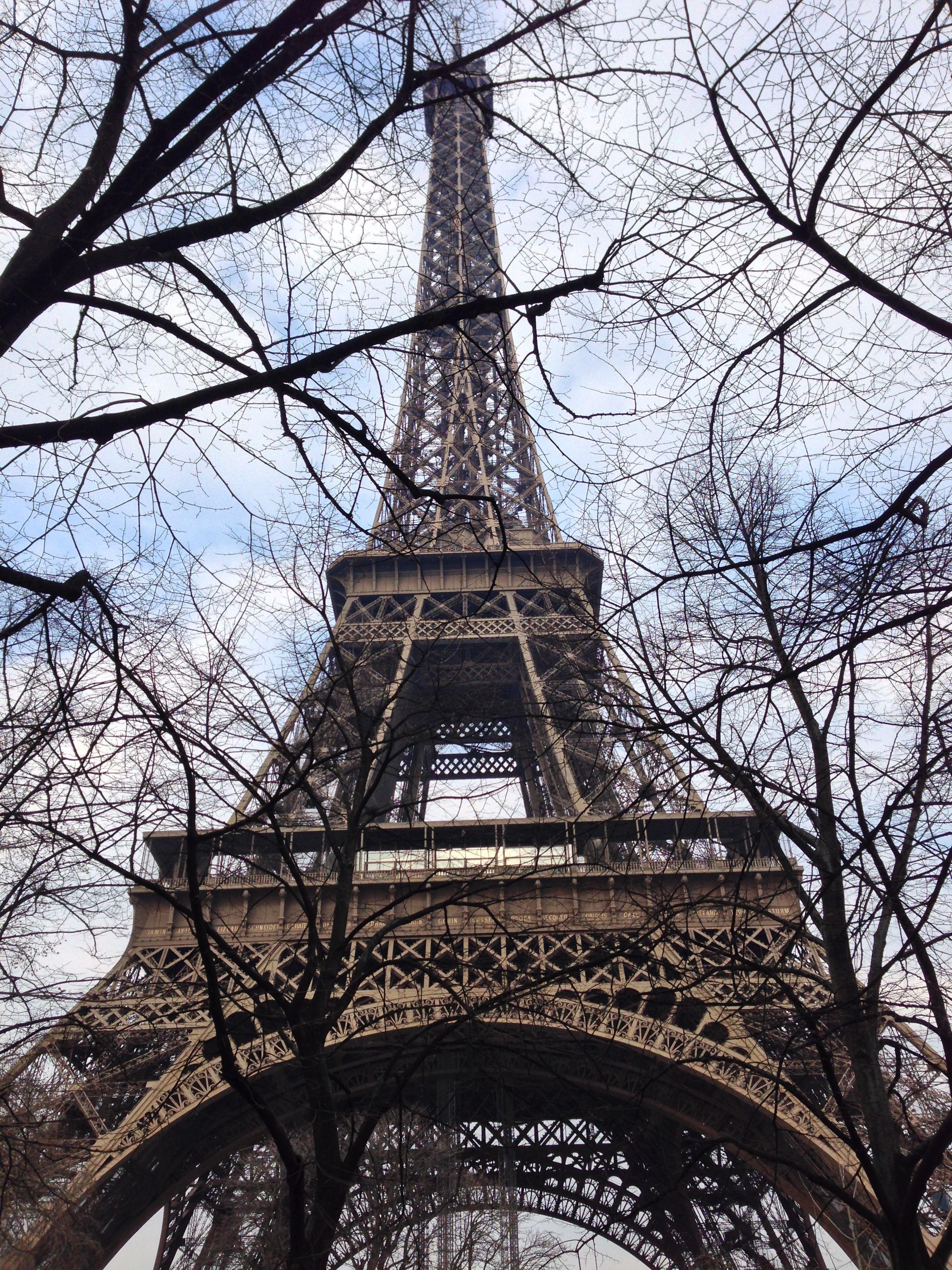 Torre in winter
