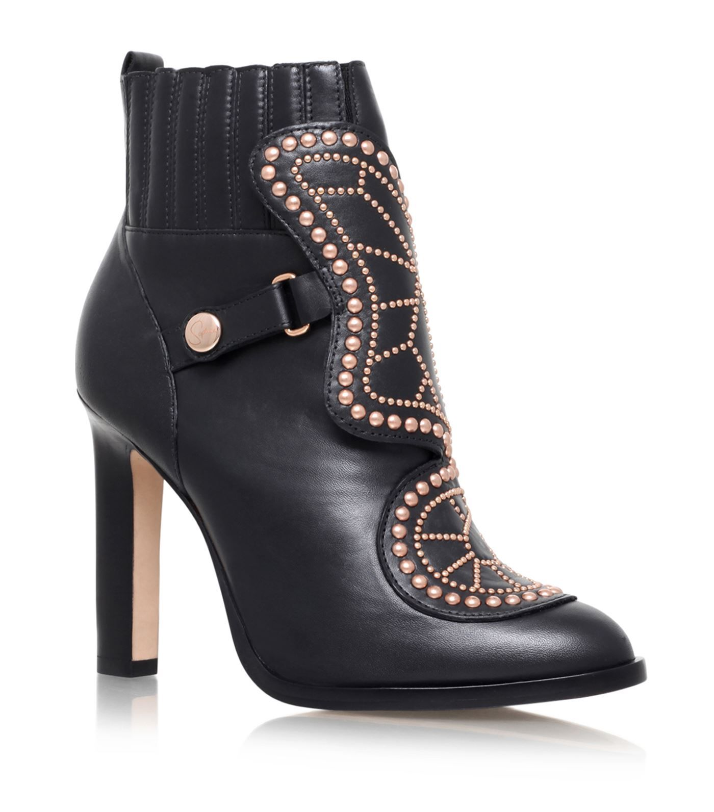 39dcc3385989 Sophia Webster Karina Butterfly Ankle Boots 100