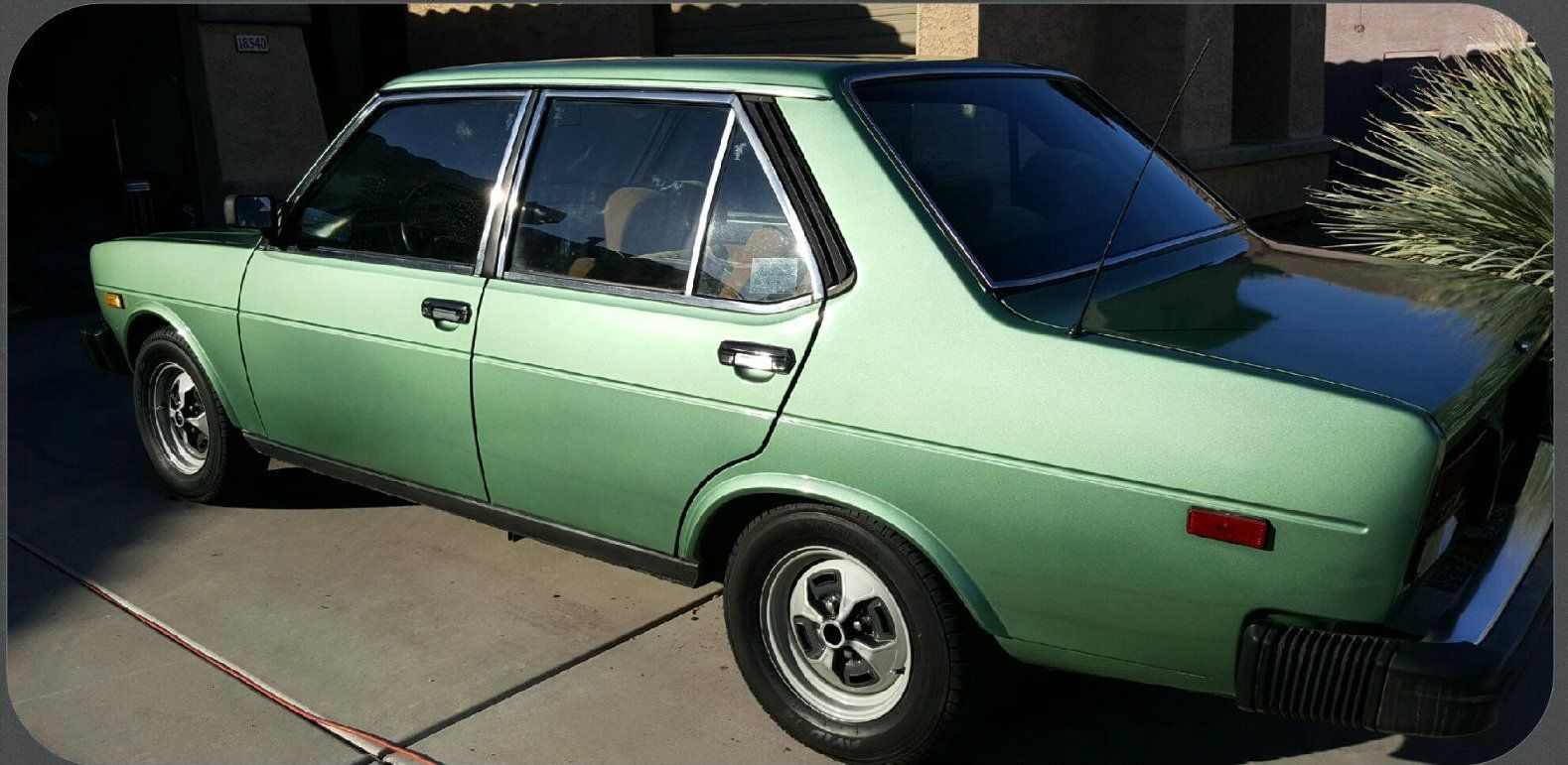Its Name Is Sophie: 1978 Fiat 131 Brava | Fiat
