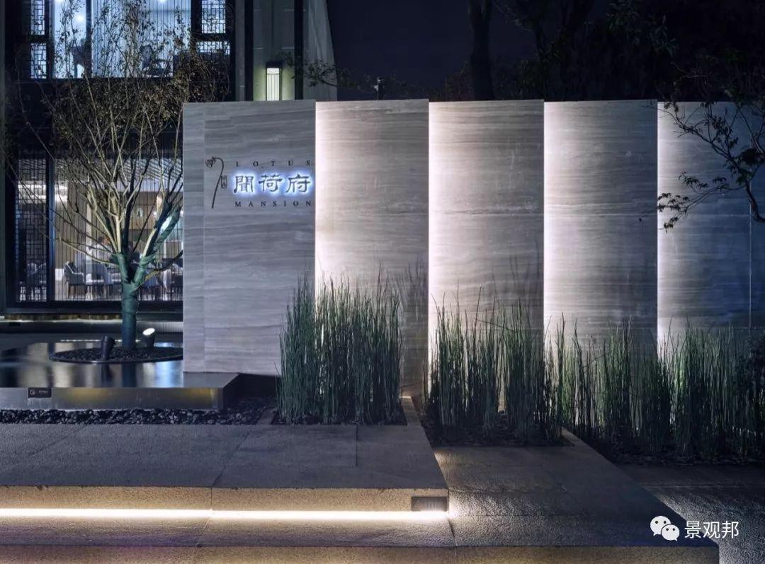 24 boundary wall lighting ideas