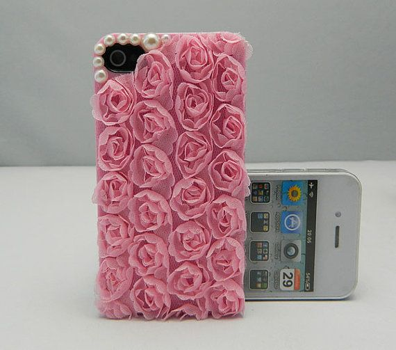 pin flowers iPhone case iPhone 4 case iPhone 4s case by dnnayding, $21.99