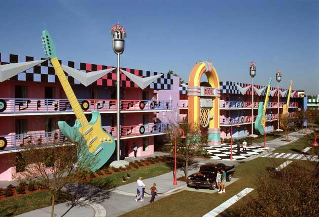 Dog Friendly Hotel In Orlando Fl Disneys All Star Music Resort