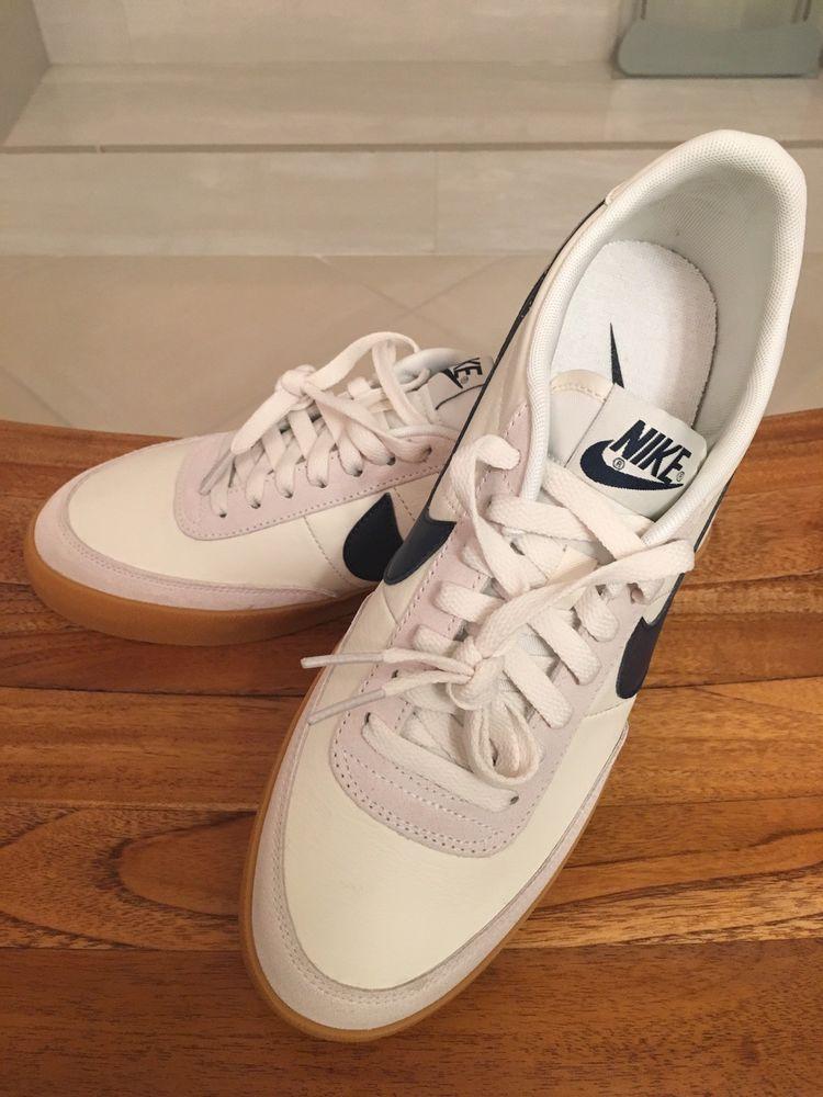 26921b409 Nike J Crew Killshot 2 Sneakers Leather Suede Shoes Brand New 432997 107 sz  9