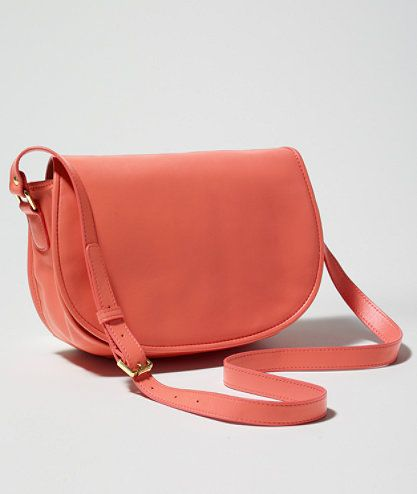 Signature Leather Crossbody Bag  Bags and Totes  a8db3701784ee