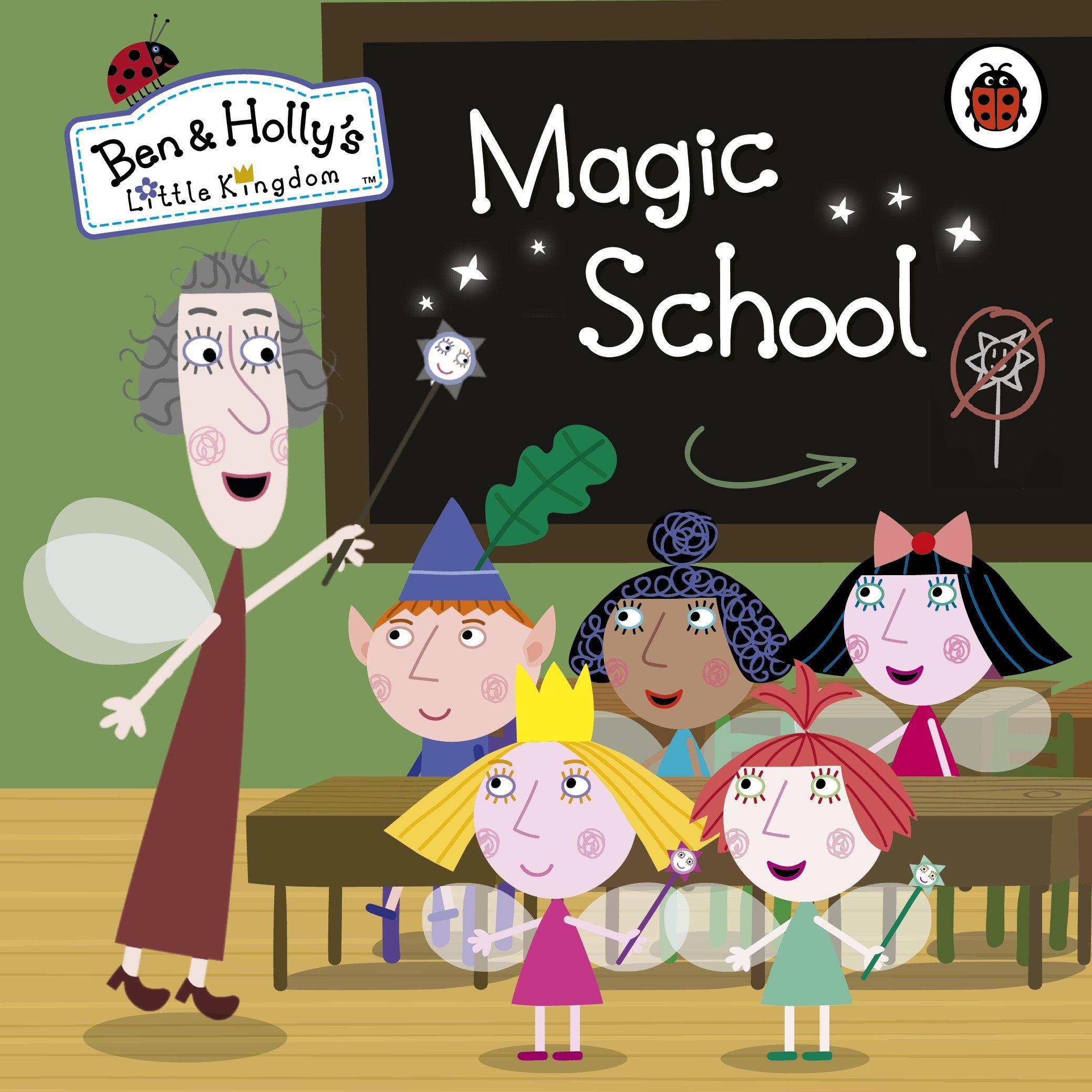 Ben and Holly\'s Little Kingdom: Magic School Ben & Holly\'s Little ...