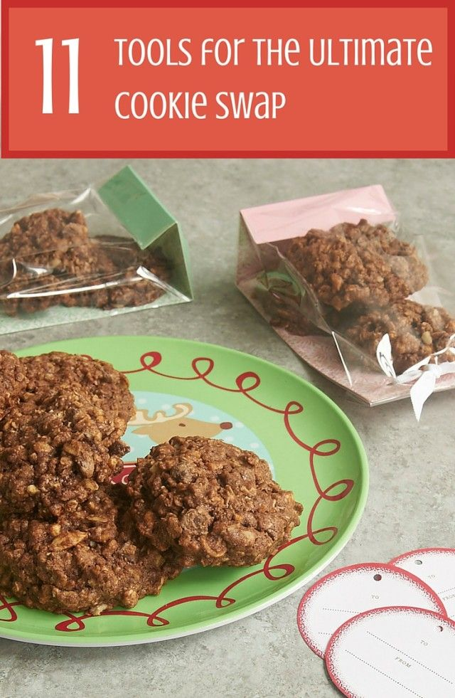 11 Tools for the Ultimate Cookie Swap