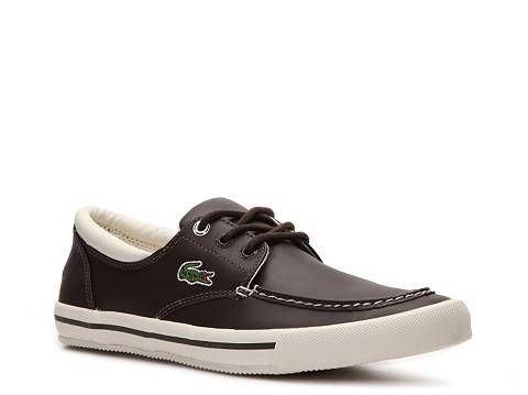 Lacoste Men S Shakespeare Boat Shoe Casual Under 80 Styles Under 80 Men S Shoes Dsw Boat Shoes Shoes Mens Casual Shoes