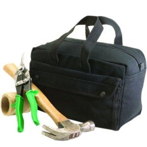 Texsport Canvas Standard Tool Bag (O.D) More Detail at http   suliaszone 955662af3b