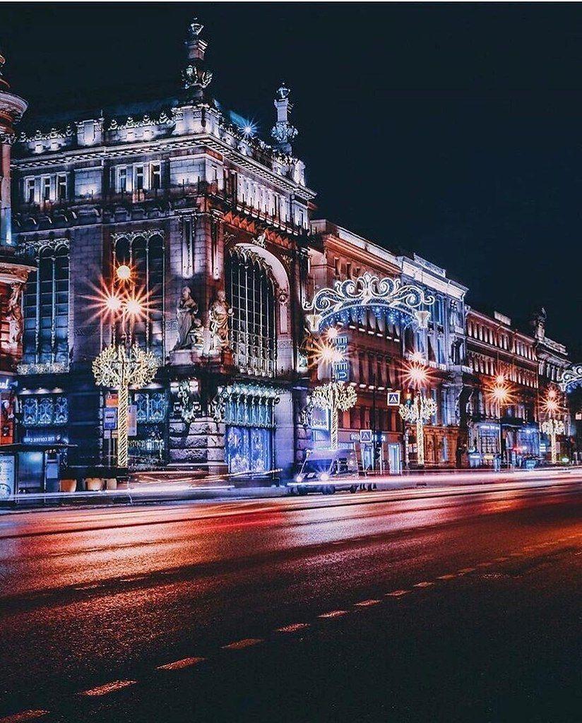 Обои здания, города мира, освещение, ночной город, красота, ночь, набережная. Города foto 13