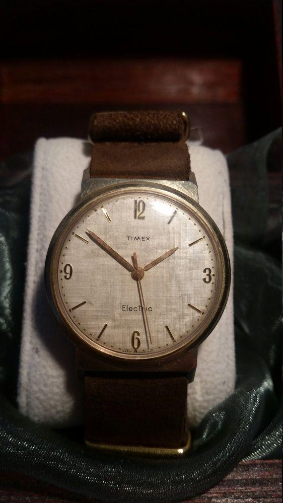Vintage mens timex