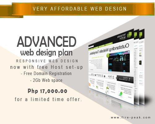 This Is The Best Web Design Package Offer Ever These Designed For Business With A Large Source Of Produ Web Design Affordable Web Design Web Design Packages
