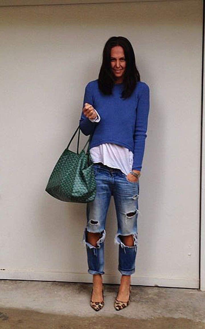 Goyard Tote 8 Fashion In 2019 Goyard Tote Jeans