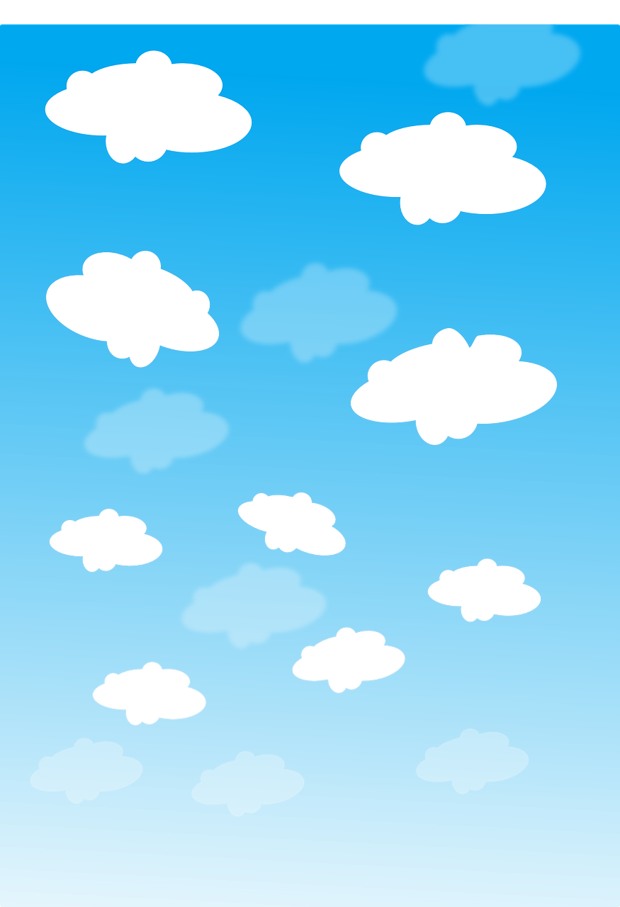 Free Image On Pixabay Clouds Blue White Sky Nature Sky And Clouds Clouds Blue Sky Clouds