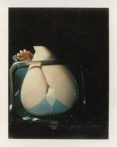 thereisnoimageavailable:  polaroid by Guy Bourdin