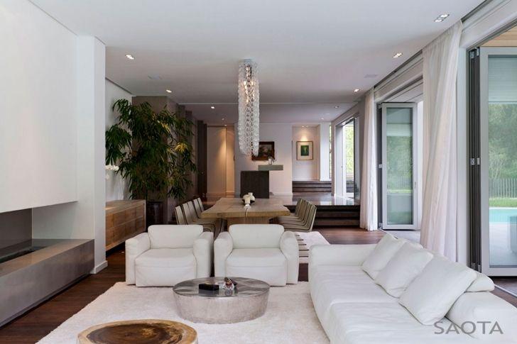 Contemporáneo Villa por SAOTA En Silverhurst, Ciudad del Cabo