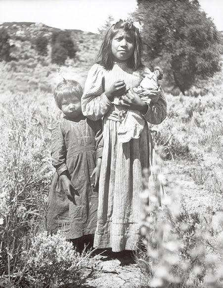 Kumeyaay girls (Campo Band) – 1918