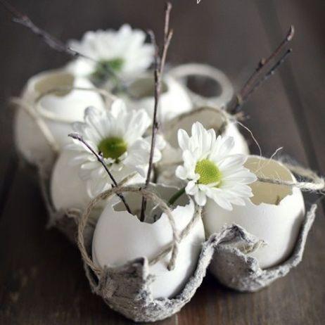 Feestdagen | Paas decoratie met eieren • Stijlvol Styling woonblog • Voel je thuis!