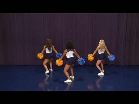 Dance Camp Band Dance - YouTube   CHEER-tastic   Cheer moves