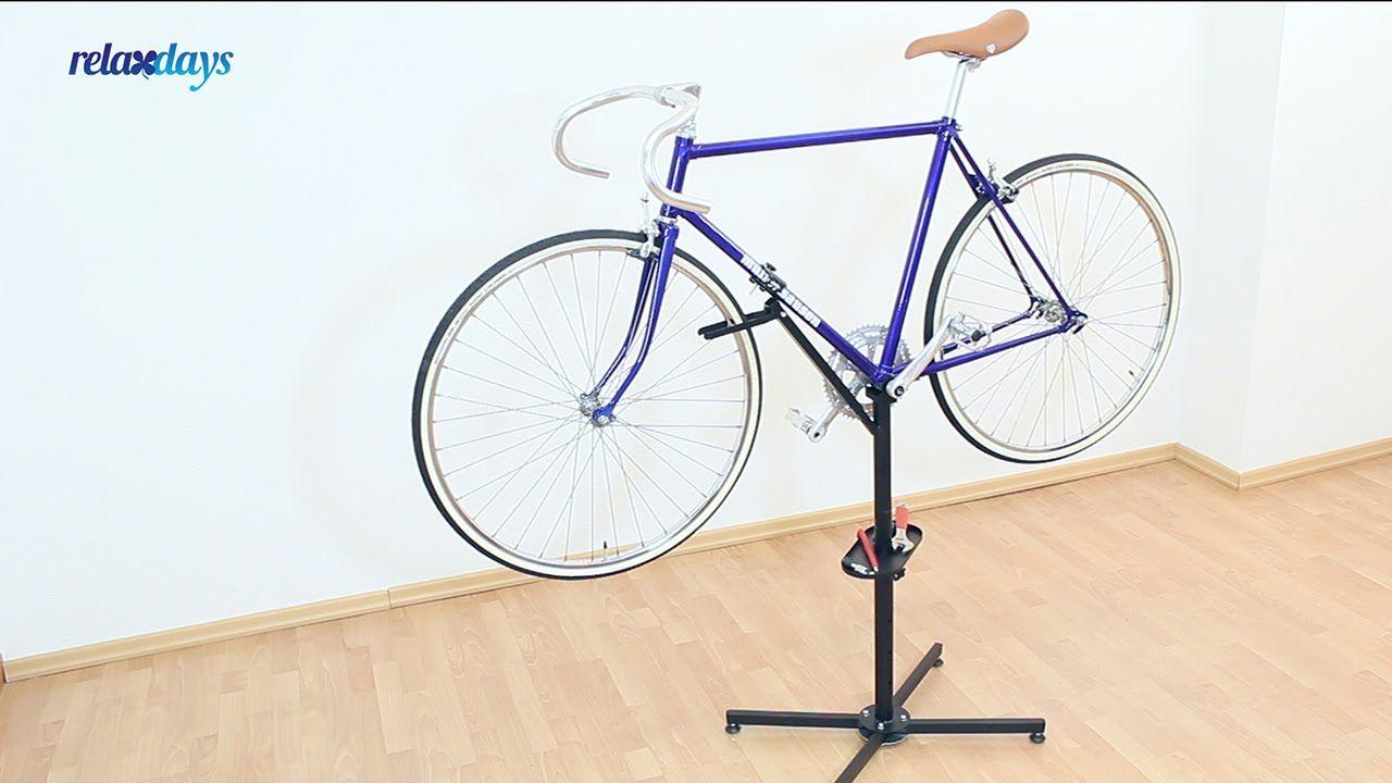 Fahrrad Montagestander Hohenverstellbar Fahrrad Radeln Reparatur