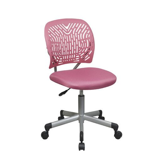 Ryant Task Chair Osp Home Furnishings Office Chair Design Orange Office Chairs