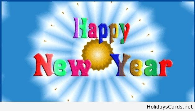 New year animated greeting card happy new year pinterest new year animated greeting card m4hsunfo