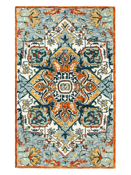 Canvas Material Aspen Hand Tufted Wool Rug By Safavieh At Gilt