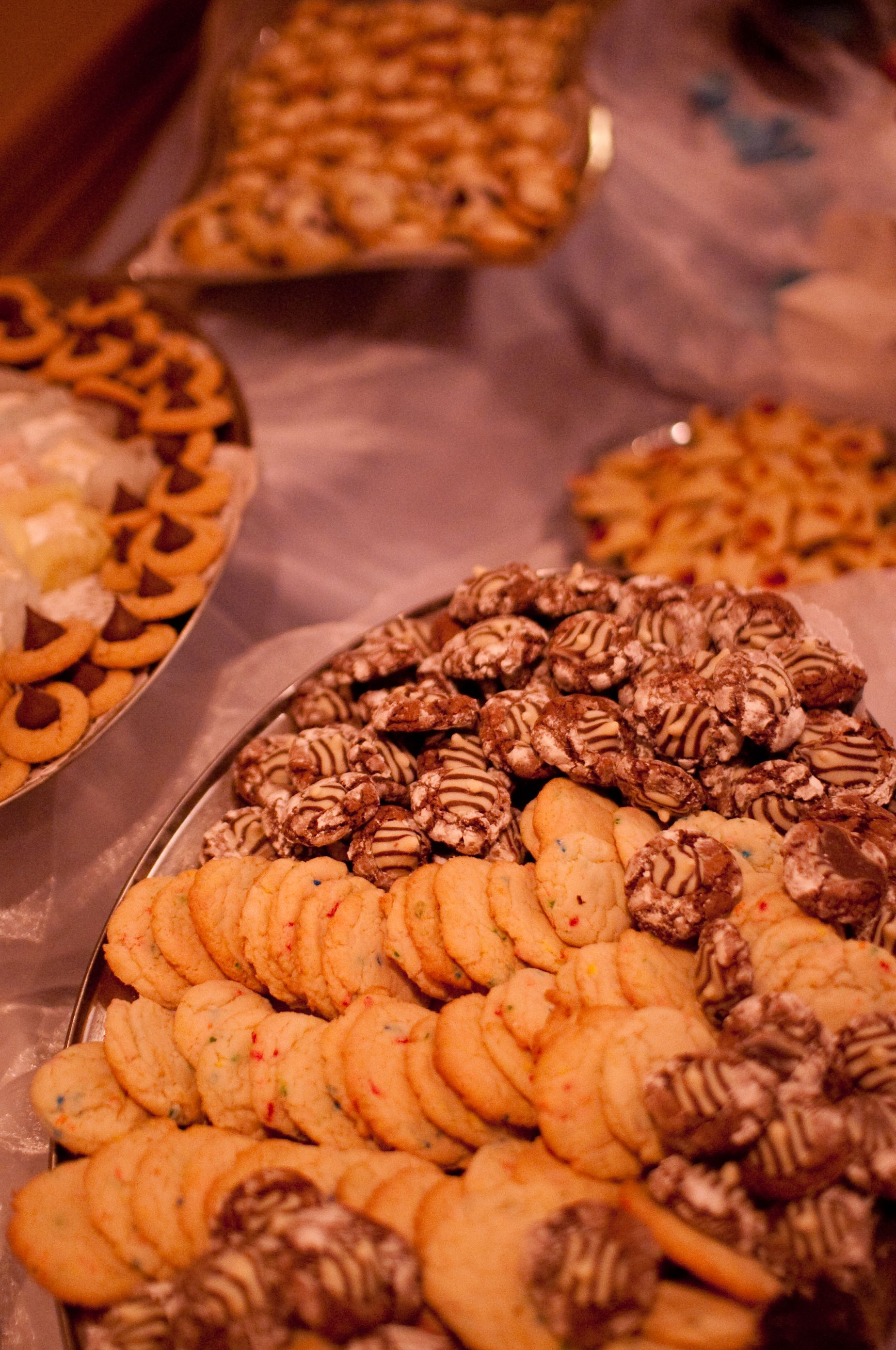 cookie tables...pittsburgh tradition | Food, Cookies, Desserts
