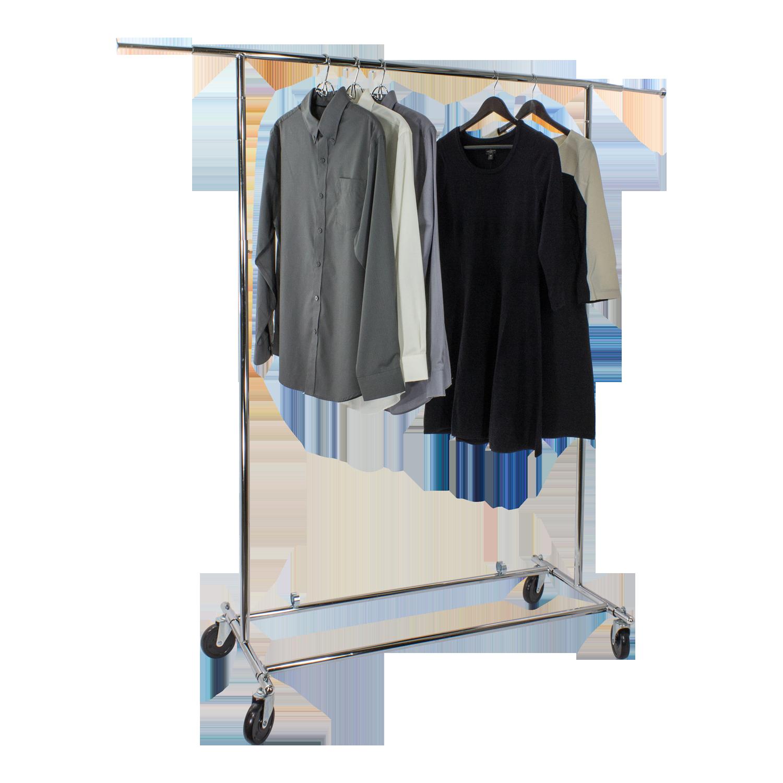 Chrome Folding Clothes Rack Clothing Rack Folding Clothes Rack