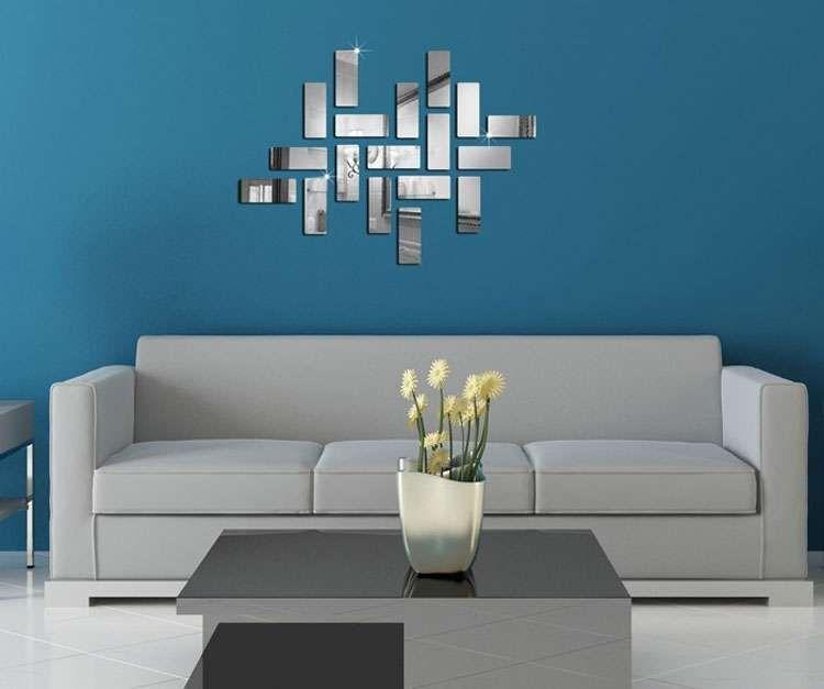 Specchi Adesivi Da Parete.Decorazioni Per Pareti Nel 2019 Decorazioni Murali