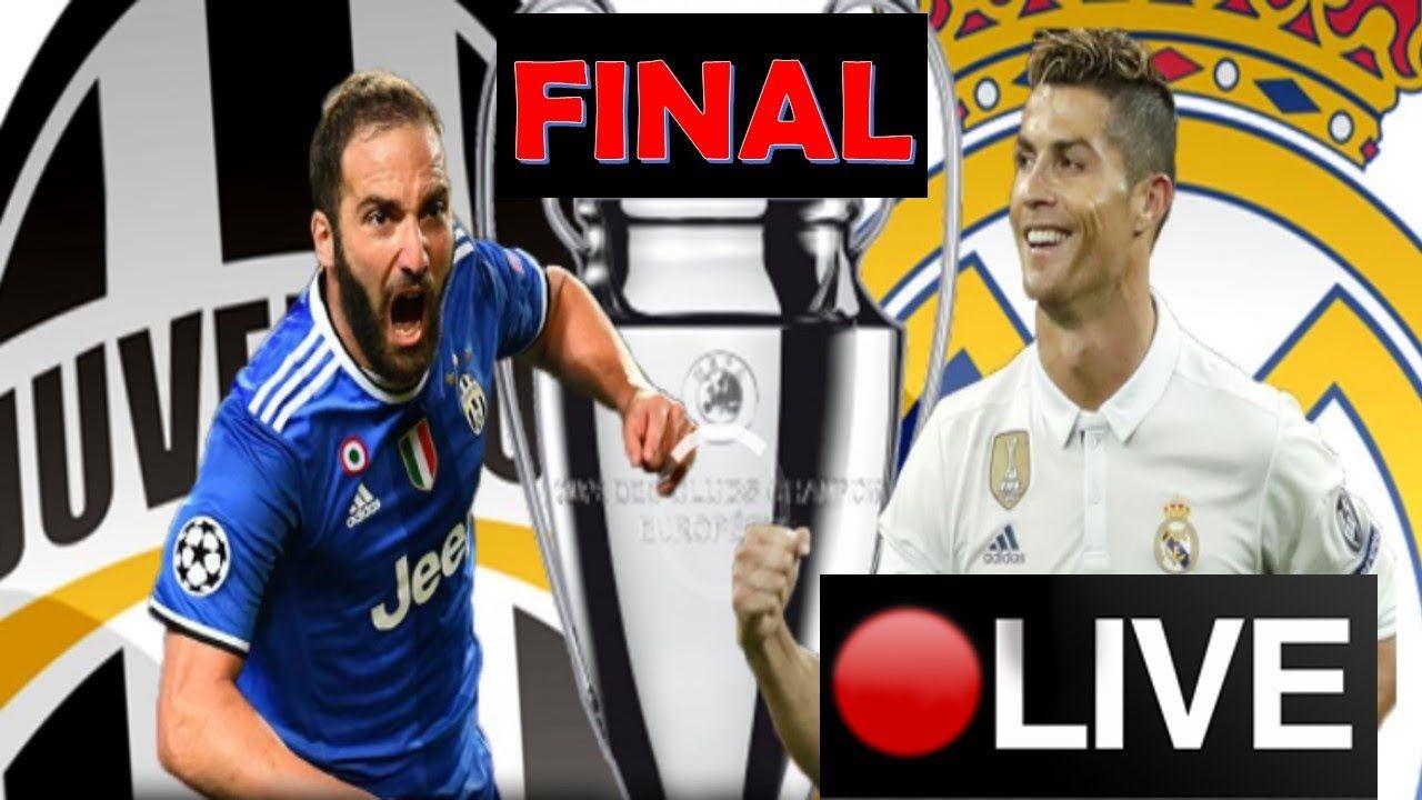 UEFA Champions League Final Real Madrid VS Juventus