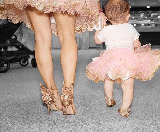 ✨ Rg @princessbabydiary serious baby