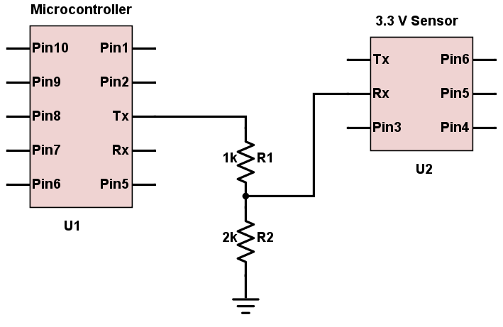 Voltage Divider Calculator With Images Voltage Divider Electronics Tools Divider