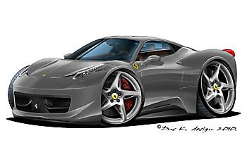 Category Ferrari >> Gallery Category Ferrari Cartoon Cars Pinterest Cars